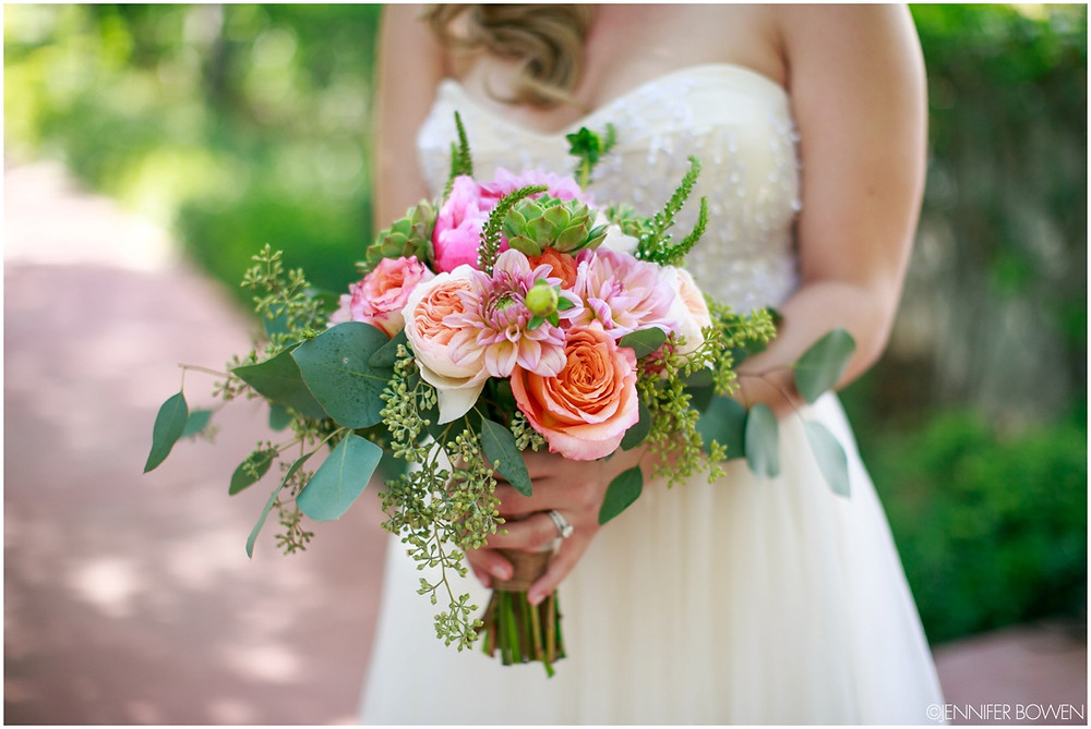 beautiful, bright, colorful, wedding, bouquet, flowers, butterfly petals
