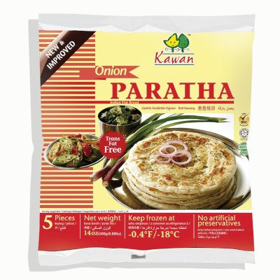 KAWAN PARATHA ONION (5PCS) 600GM