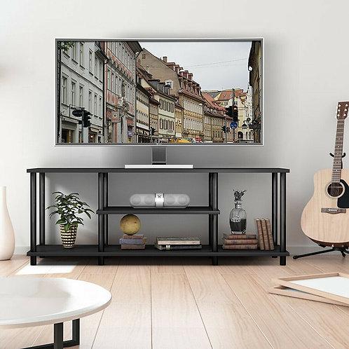 3-Tier TV Stand Entertainment Media Center Console Shelf HW63289