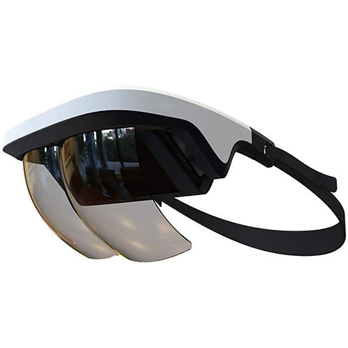 Smart AR Headset for iPhone & Android 3D Videos and Games