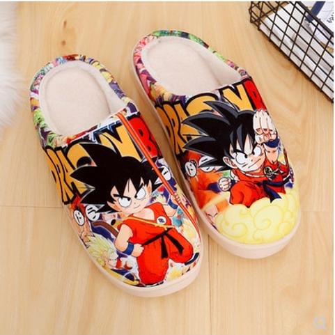 Doragon Boru Z Son Goku Slippers
