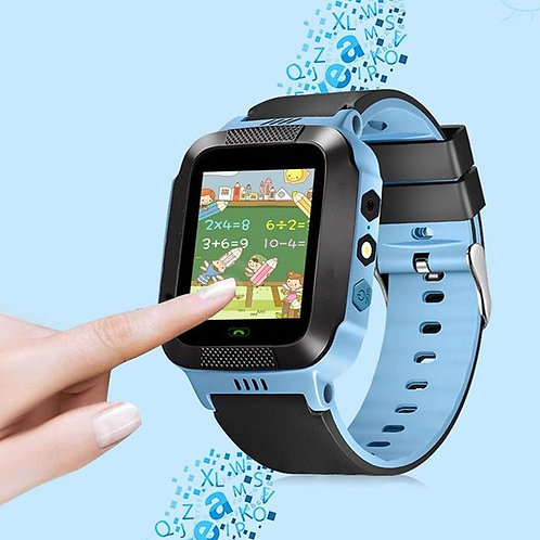 For Kid GPS Tracker SOS Call GSM Smart Watch