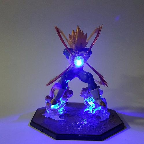 DBZ Vegeta Super Saiyan Led Kamehameha Light