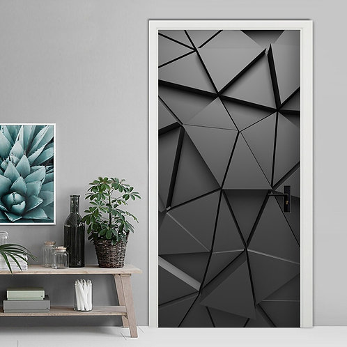 Three Dimensional Effect Simulation door