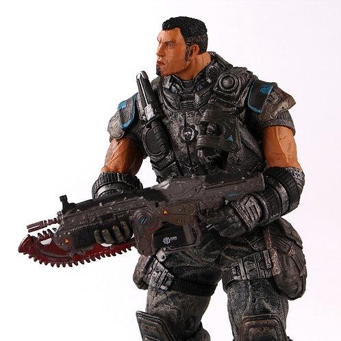 Collectible Neca War Machine Domnic Gears War Toy Model