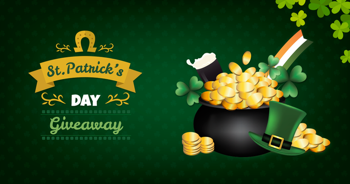 Saint Patrick's Day Give-A-Way