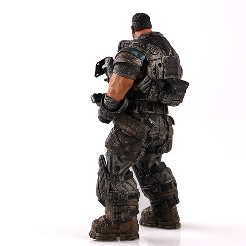 Collectible Gears Of War Model Neca War Machine Dominic