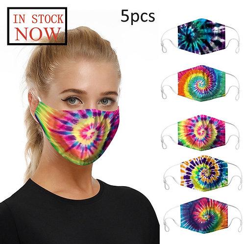 5pc Mouth Masks