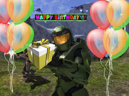 Shahoofa's Birthday Birthday