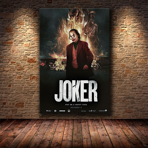 Joker Canvas