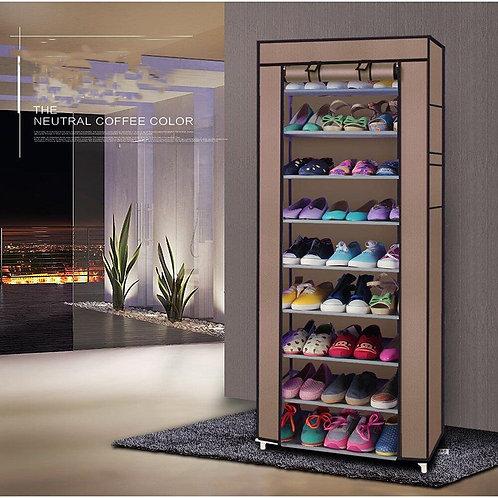 10 Layers Room-Saving Organizer Cabinet