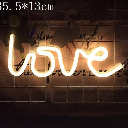 Creative LED Neon Light