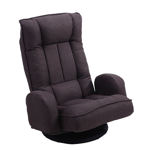 Swivel Lazy Sofa Floor Armchair Comfort Video Gaming Chair