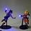 Thumbnail: DBZ Action Figures Goku Burdock Kamehameha Led Light