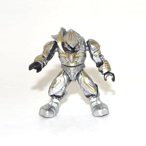 Mega Bloks HALO Silver Covenant Elite Arbiter Mini Action Figure Building Toy