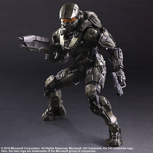 HALO 5 Action Figure Collectible Model