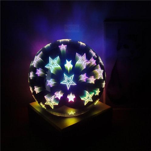 3D  Projector Ball Light