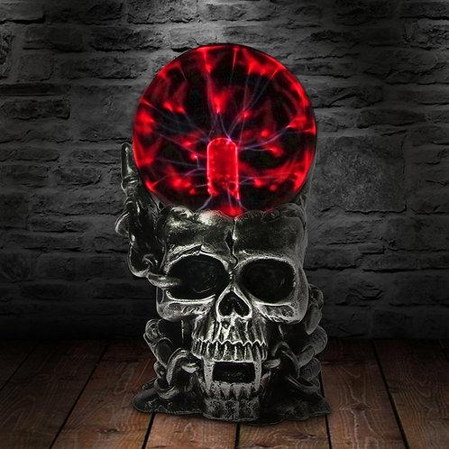 10cm Skull Nebula Ball Table Lamp