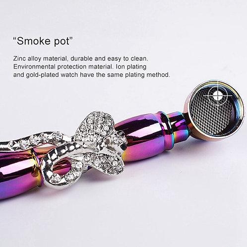 Skull Smoking Pipe