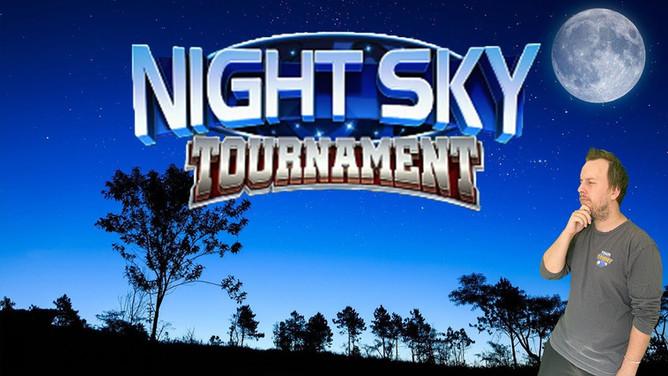 Night Sky Tournament Night