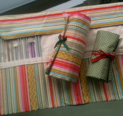 Knitting Needle Rolls