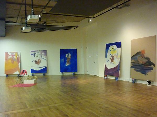 3 Jai Chuhan 'Remodel Painting Studio' e