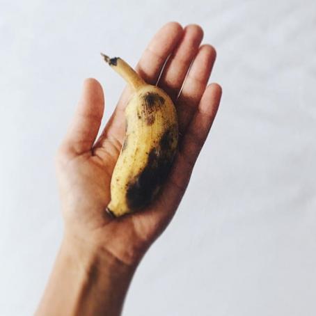 Des idées recettes à base de bananes mûres