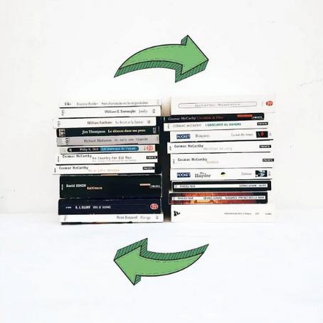 Que faire des livres que vous ne lisez plus ?