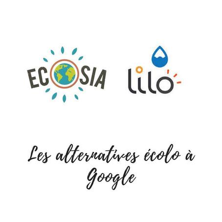Choisir un moteur de recherche eco responsable