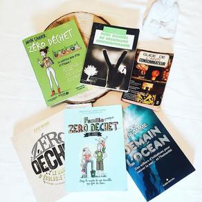 Mes lectures inspirantes sur l'écologie