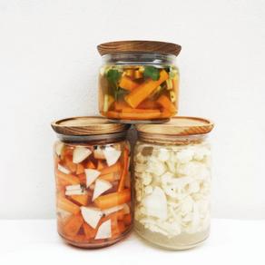 Les légumes lacto fermentés : la meilleure conservation