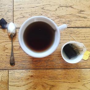 Récupérer les sachets de thé