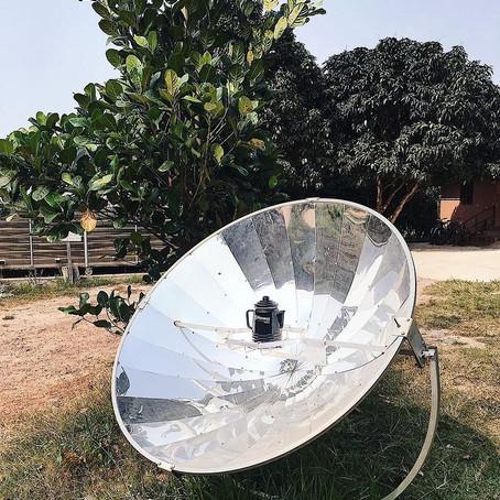 Les avantages d'un four solaire