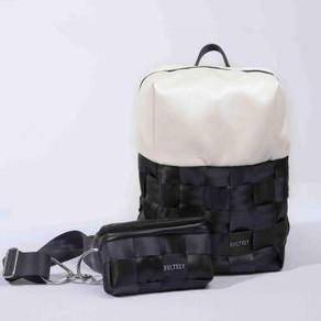 Des sacs en ceintures de sécurité upcyclées