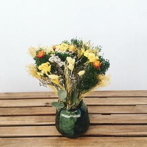 Le bouquet idéal pour ceux qui n'ont pas la main verte