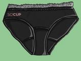 La culotte menstruelle lavable