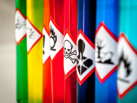Managing risks of hazardous substances in a childcare setting