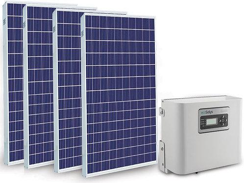 Kit de gerador fotovoltaico Ecosolys