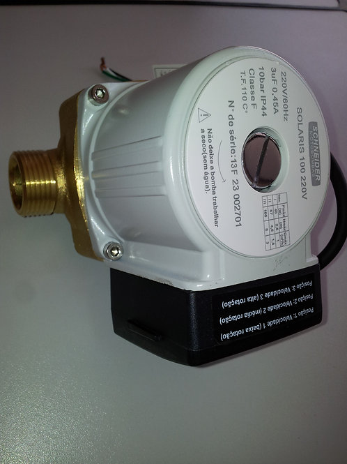 Bomba para circulação água quente Schneider BC100