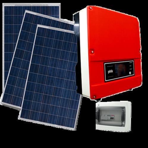 Kit de gerador fotovoltaico PHB
