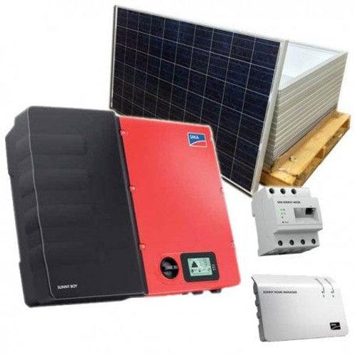 Kit de gerador fotovoltaico SMA