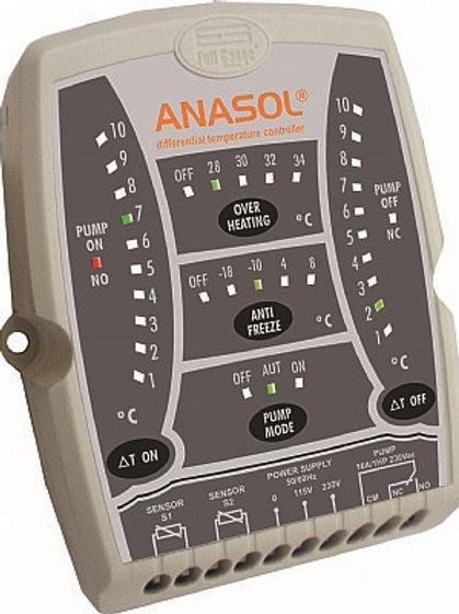 Controlador de Temp. New Anasol