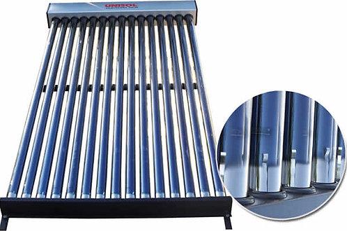 Coletor Solar a Vácuo com 15 tubos