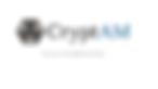 CryptAM Logo, Name and Slogan.png