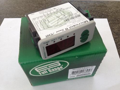 Controlador de temperatura Microsol