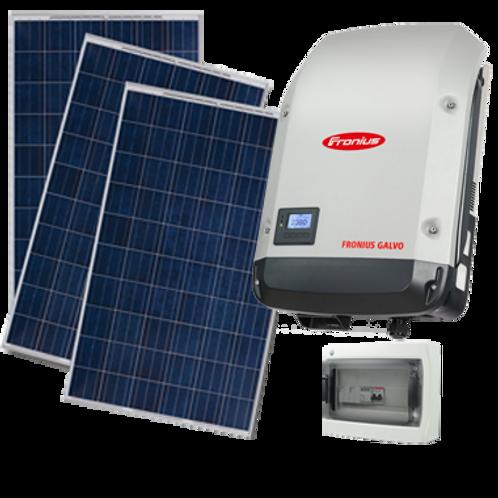 Kit de gerador fotovoltaico Fronius