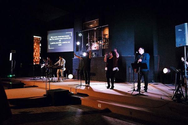 church family life in dallas church