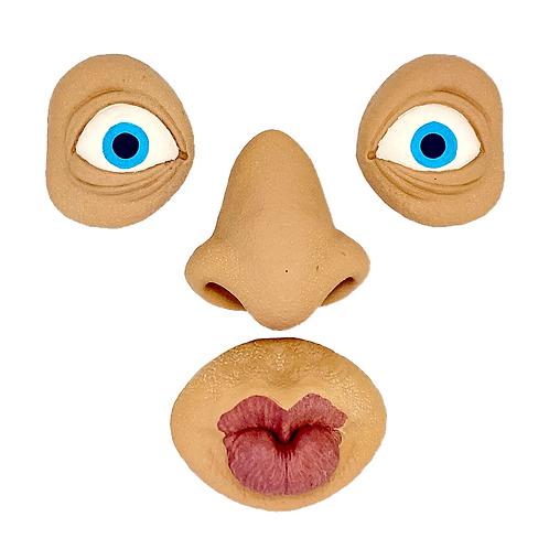 Fridge Face: PUCKER UP