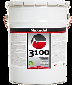 NOXUDOL 3100: saund damping sistem