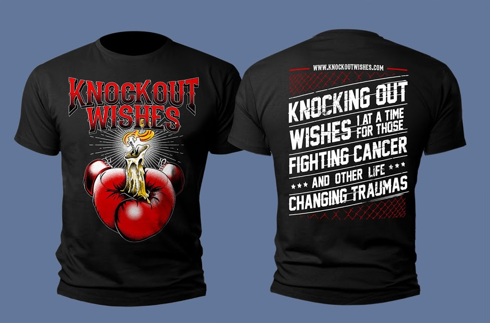 Knock Out Wishes Tshirt